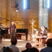 L'homenatge al tenor Emili Vendrell clausura el Juliol de Música i Poesia