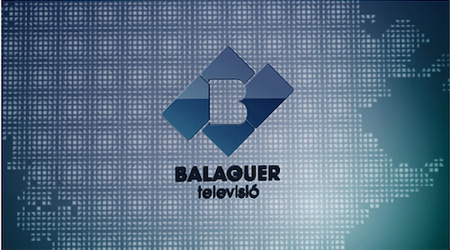 Logo Balaguer TV