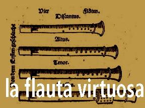 la flauta virtuosa